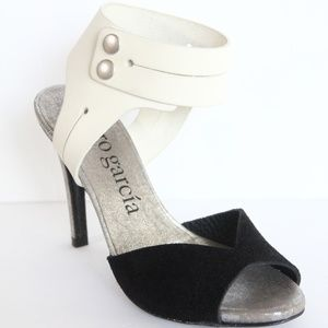 Pedro Garcia Sheryl Stilettos Women Leather Heels